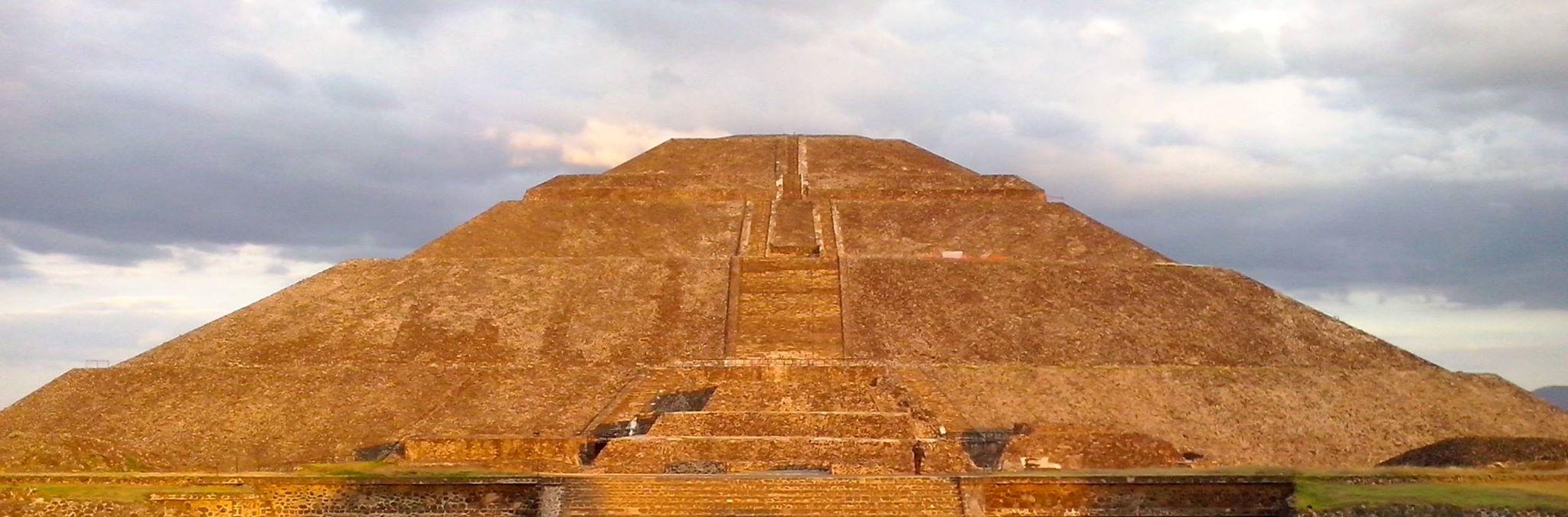 pyramid of the sun Aljosa
